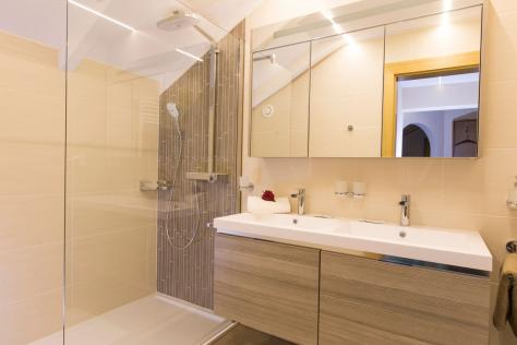 Badsanierung Hotel Garni Plojen | Serfaus